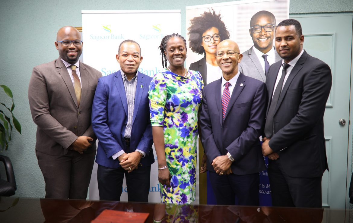 DBJ and Sagicor sign new agreement for redesigned Credit Enhancement Facility