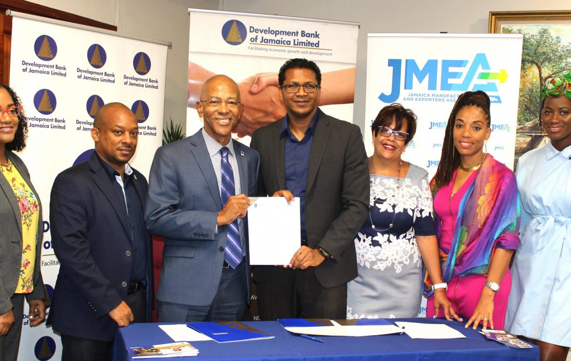 DBJ and JMEA sign MoU to support MSME sector